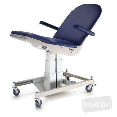 Interaktiv health provided bariatric mobility and treatment tables and chairs