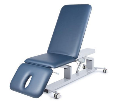 InterAktiv Health provides a range of quality electric treatment and examination table including GP consulting room tables, physiotherapy tables, chiropractic tables, osteopathy tables, podiatry tables, ultrasound scanning tables