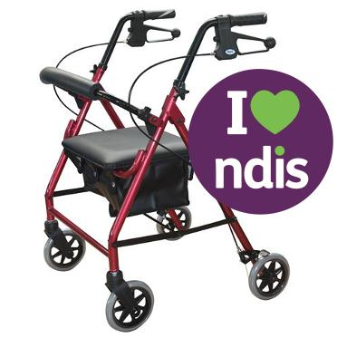 InterAktiv Health supply Wheeled Walkers, Rollators, Wheelchairs, walking frames and aids for people with mobility and disability needs.