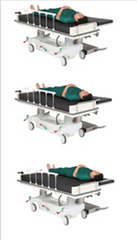 InterAktiv Patient Transfer Trolley
