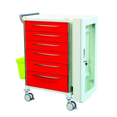 medical cart Difficult Airway-InterAktiv Health