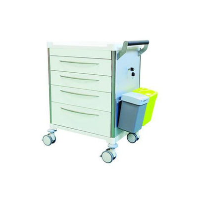 Trolley-Medicine Cart-PACIFIC-InterAktiv Health