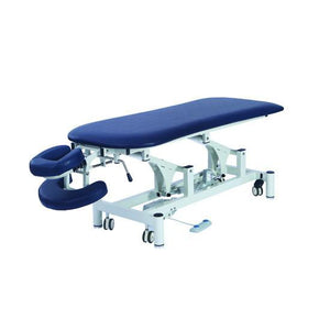 Massage table- 2 section Contoured-Electric adjusting- InterAkiv 2C-InterAktiv-InterAktiv Health