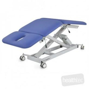 Healthtec mid list treatment table, electric postural drainage treatment tableHealthtec Lynx Treatment tables, treatment beds, treatment couches, examination beds, examination tables, examination couches, physiotherapy beds, podiatry chairs, gynaecological chairs, doctors beds, osteopathy tables, beauty beds, massage tables, spa treatment beds, Healthtec, Athlegen, Meddco, Pacific Medical, AMA Products, Whiteley All Care, OPC, Team medical, abco, warner webster, forme medical,dalcross, ausmedsupply