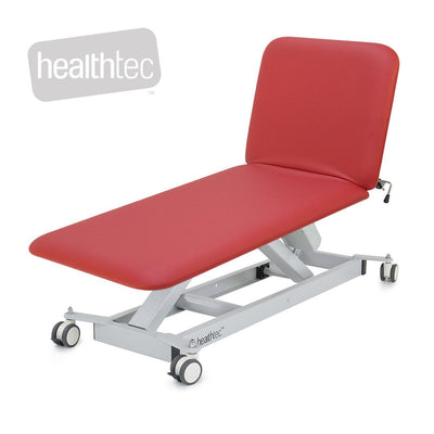 Healthtec Examination Table- Lynx GP- Electric Backrest at InterAktiv Health