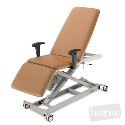 Healthtec Lynx Podiatry chair, podiatry table