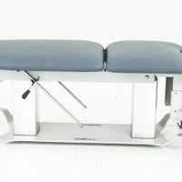 Healthtec EVO 2 Gynaecological chair at InterAktiv Health, gynae chair with trendelenburg, electric obstetric and gynaecological examination chair, Gynaecological electric adjustable chair with trendelenburg
