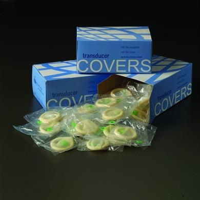 Ultrasound Probe Covers, Latex 3.5 x 20cm-Civco-InterAktiv Health