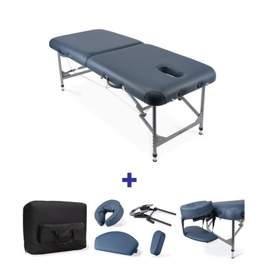 Athlegen, centurion, portable table, massage table, fold up massage table, treatment table,examination table, interaktiv health, Healthtec, Firm n fold, beauty table, physiotherapy, chiropractic, osteopathy