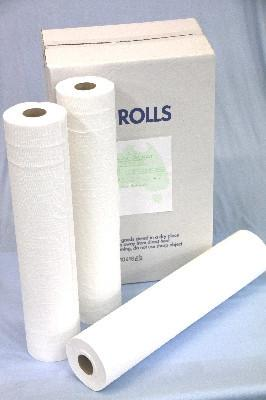disposable paper bed sheet rolls for keep medical bed surfaces clean between patients uses