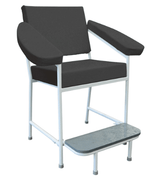 Blood Collection Chair - Grey or Black