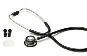 Stethoscopes- Classic Stainless Steel Dual Head-Bydand-InterAktiv Health