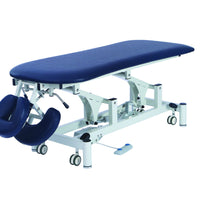 Power Lift Massage Bed- 2 section Contoured-Electric adjusting- InterAkiv 2C-InterAktiv-InterAktiv Health