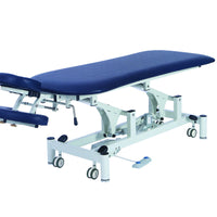 Massage Couch- 2 section Contoured-Electric adjusting- InterAkiv 2C-InterAktiv-InterAktiv Health