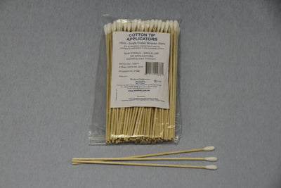 Swab Sticks- single ended-Medical Industries-InterAktiv Health