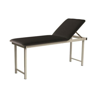 Fixed Height treatment bed with adjustable back no face hole-InterAktiv-InterAktiv Health