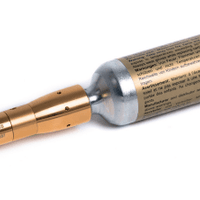 Liquid nitrogen cryotherapy application pen