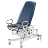 Comfy Gynae Chair reclined into a treatment Bed