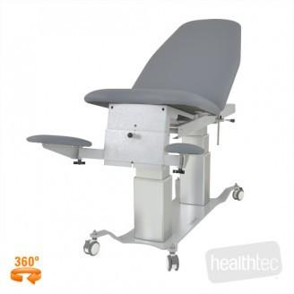 Healthtec EVO 2 Gynaecological chair at InterAktiv Health