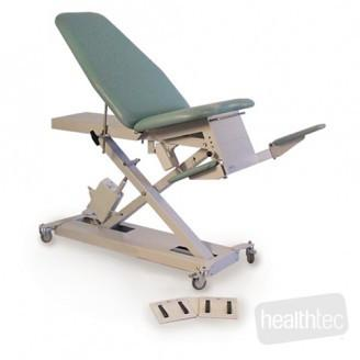 SX Gynae Exam Chair-Healthtec-InterAktiv Health
