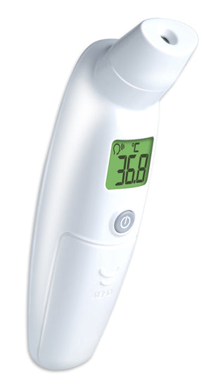 ROSSMAX HA500 INFRARED NON CONTACT TEMPLE THERMOMETER AT INTERATKIV HEALTH