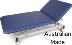Healthtec bobath neuro table 1200mm wide treatment table, rehabilitation, physiotherapy, treatment, examination, Interaktiv health, Australian Made