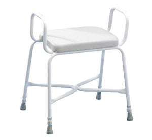 Sherwood Plus Bariatric Shower Stools with Padded Seat