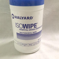 Isowipe alcohol wipes at InterAktiv Health