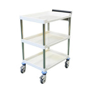 3 shelf Instrument Trolley at Interaktiv health