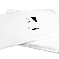 Disposable Non Fitted Bed Sheets-White 100/Carton