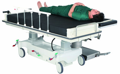 i-Transfer automated patient transfer trolley