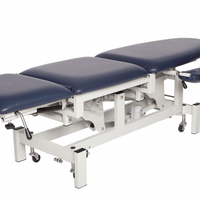 Adjustable Podiatry chair into a bed