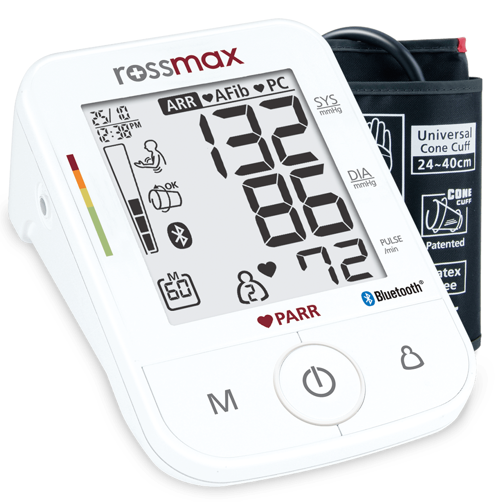 Rossmax BLOOD PRESSURE MONITOR AT INTERAKTIV HEALTH