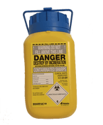 SHARPS CONTAINER 1.58L