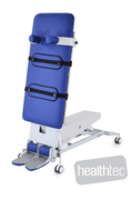 Healthtec Sliding Top tilt table, Rehab Table, Rehabilitation, treatment tables, physiotherapy tilt table