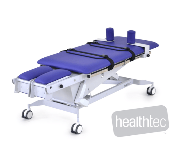 healthtec sliding top tilt table from Interaktiv Health