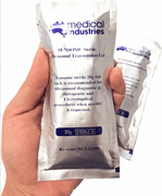 sterile ultrasound gel in 20g sachets
