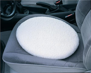 CUSHIONED SWIVEL SEAT 400MM DIAMETER
