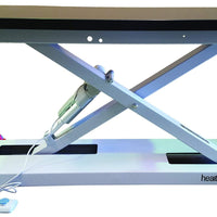 Electric Height adjustable paediatric change table, baby clinical assessment table-Healthtec-InterAktiv Health