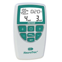 Verity NeuroTrac dual channel electrical muscle stimulator and TENS units