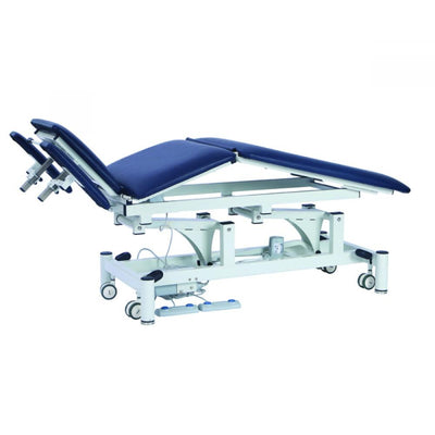 Five Section Electrically operated Physio Couch Interaktiv Health