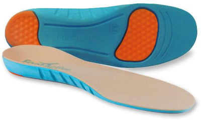 FOOTLOGICS SENSI - ORTHOTICS FOR PEOPLE WITH DIABETES, ARTHRITIS OR SENSITIVE FEET