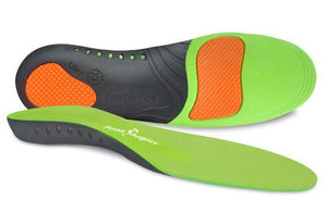 INSOLE-FOOTLOGICS SPORTS - PREMIUM QUALITY ORTHOTIC FOR SPORTS, RUNNING, JOGGING & WALKING