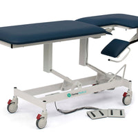 Forme Medical Malachite 2540 echo cardiology table with drop down chest cutout from InterAktive health