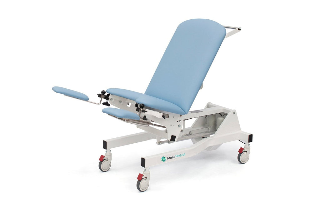 Forme Medical AMC 2130 gynaecological, obstetrics, electrical examination couch, examination table,