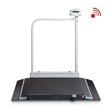 Scales-360kg SECA 676 WHEELCHAIR SCALE,WIRELESS-SECA-InterAktiv Health