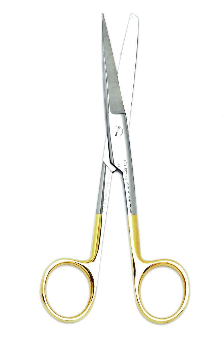 Scissors, Surgical Tungsten Carbide-HIPP-InterAktiv Health