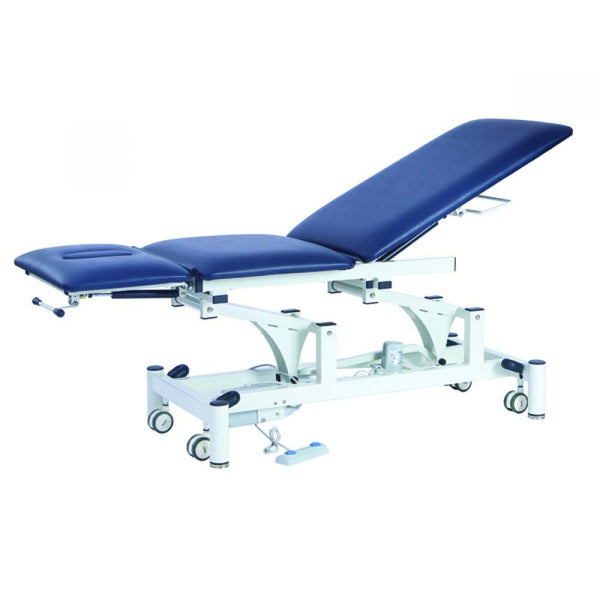 Three Section Electrically operated Couch Interaktiv Health