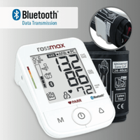 Rossmax PARR X5 AUTOMATIC BLOOD PRESSURE MONITOR AT INTERAKTIV HEALTH