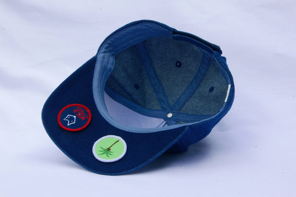DENIM PATCH 5 PANEL